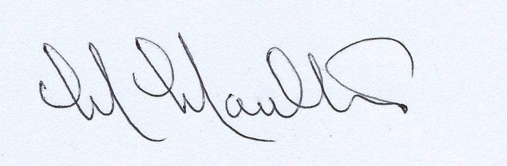 Mackenzie Moulton Signature