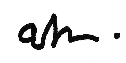 E.  Dominic  Black Signature