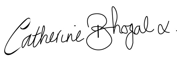 Catherine Bhogal Signature