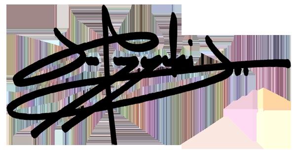 Joe Pozerycki Jr. Signature