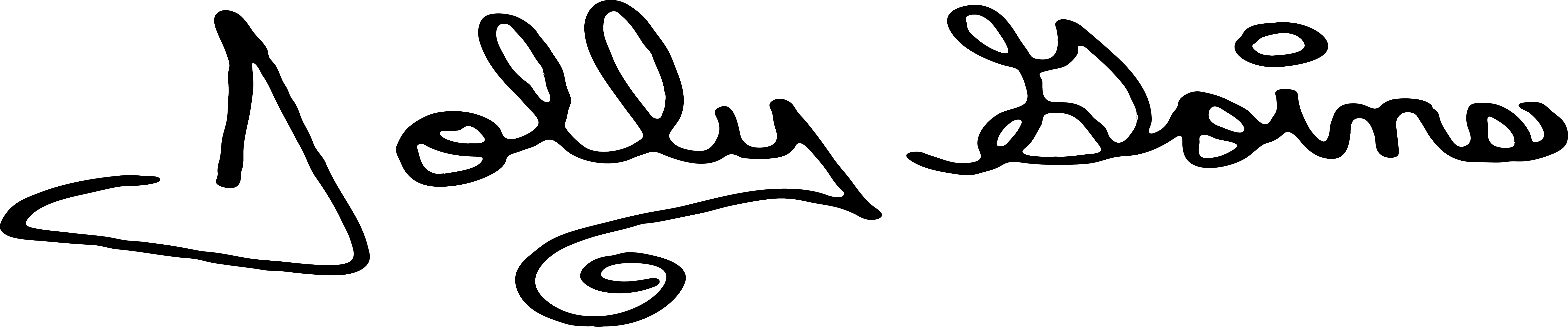 Jolly Goins Signature