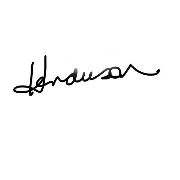 Sheila Henderson Signature