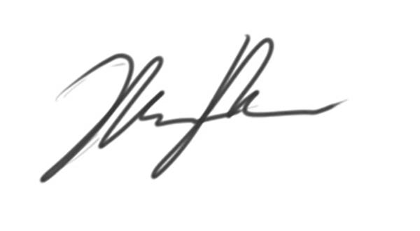 Michael McMahon Signature