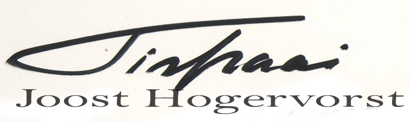 JP Hogervorst Signature