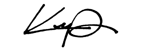 Kayla Pohovich Signature