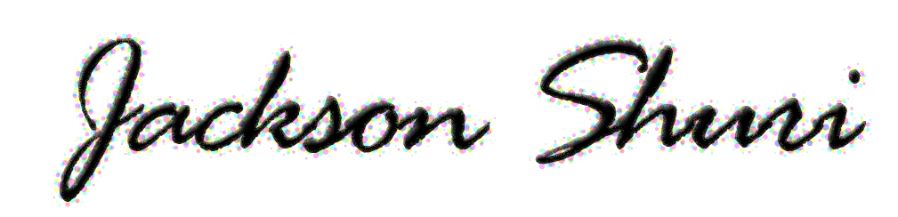 Jackson  Shuri Signature