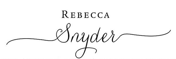 Rebecca Snyder Signature