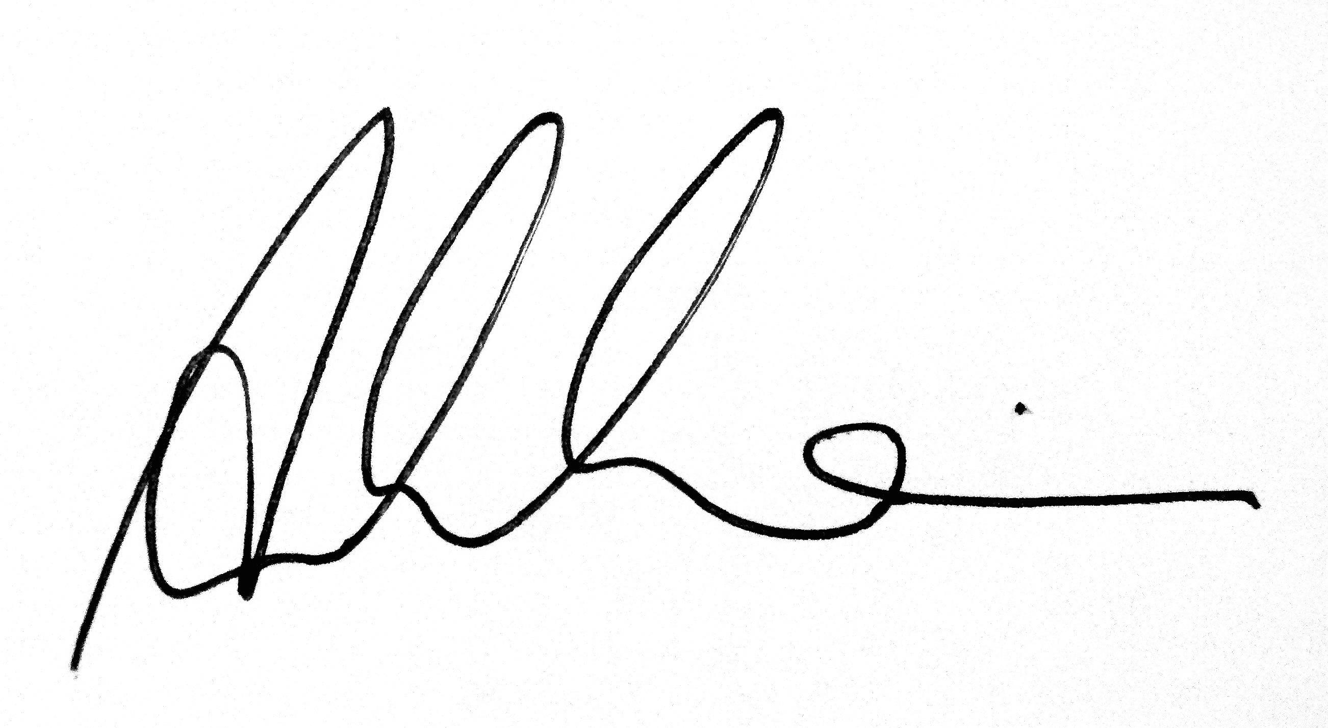 Ania Milo Signature