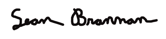 Sean Brannan Signature