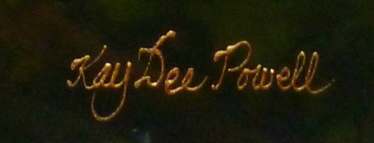 Kay Dee Powell Signature