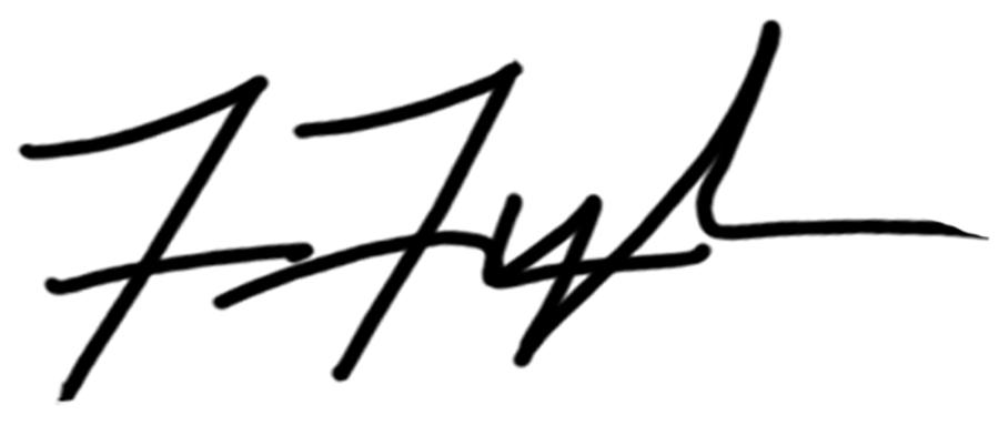 Frances Tyler Signature
