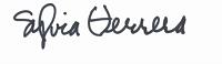 Sylvia Herrera Signature