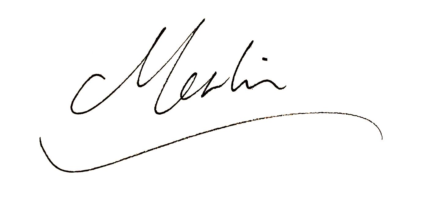 merlin porter Signature