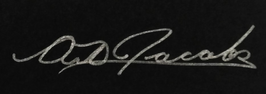 Art Jacobs Signature