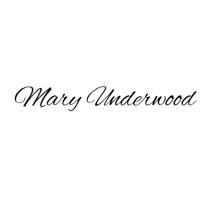 Mary Underwood Signature