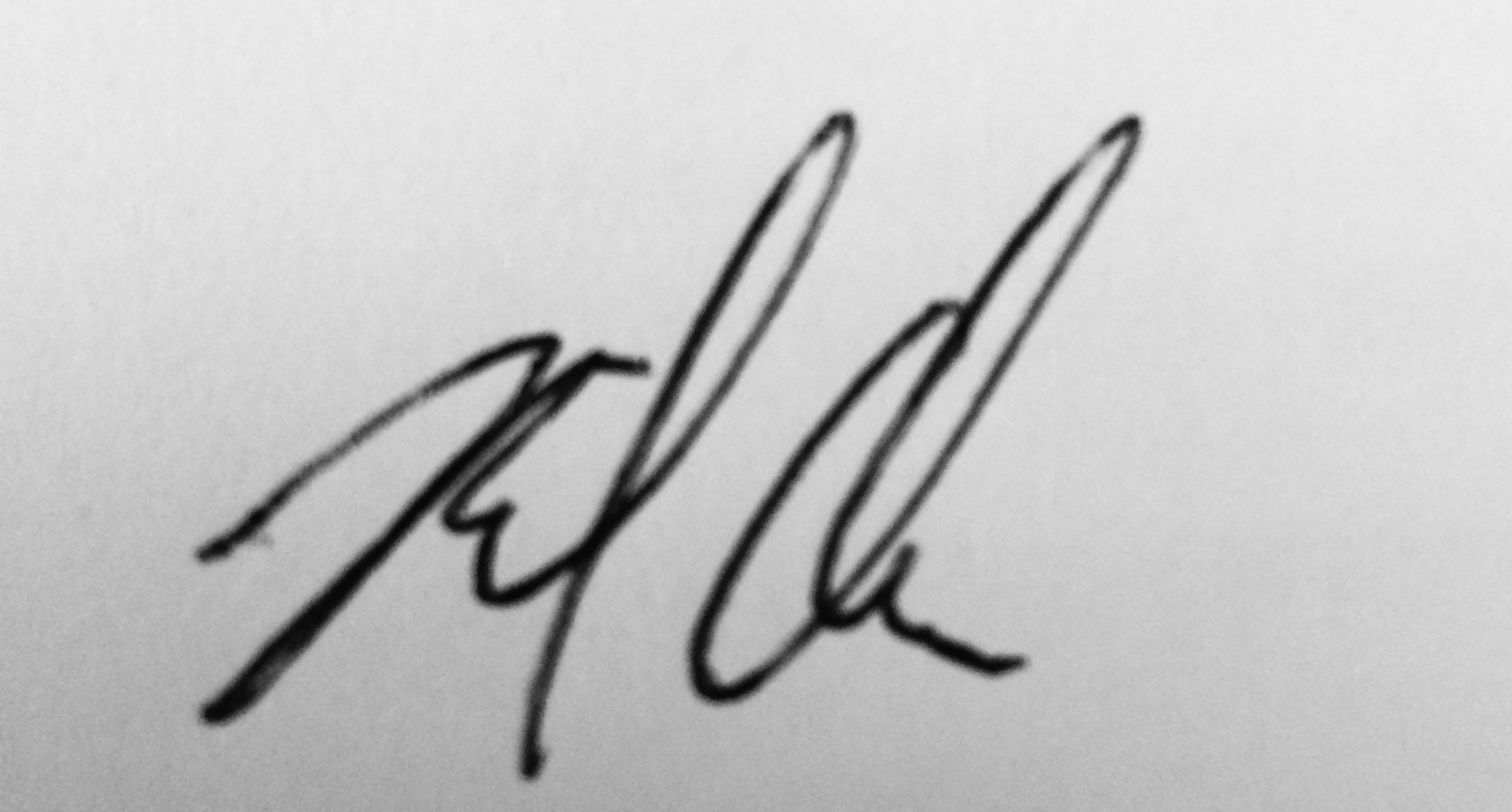 Michael Chabler Signature