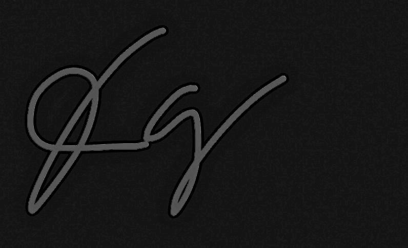 Jennifer Lynne Gildred Signature