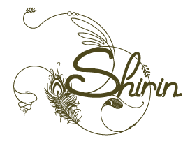 Shirin  Shourcheh Signature