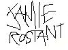Jamie Rostant Signature