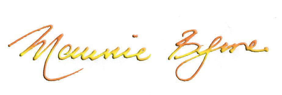 Maurice Byrne Signature