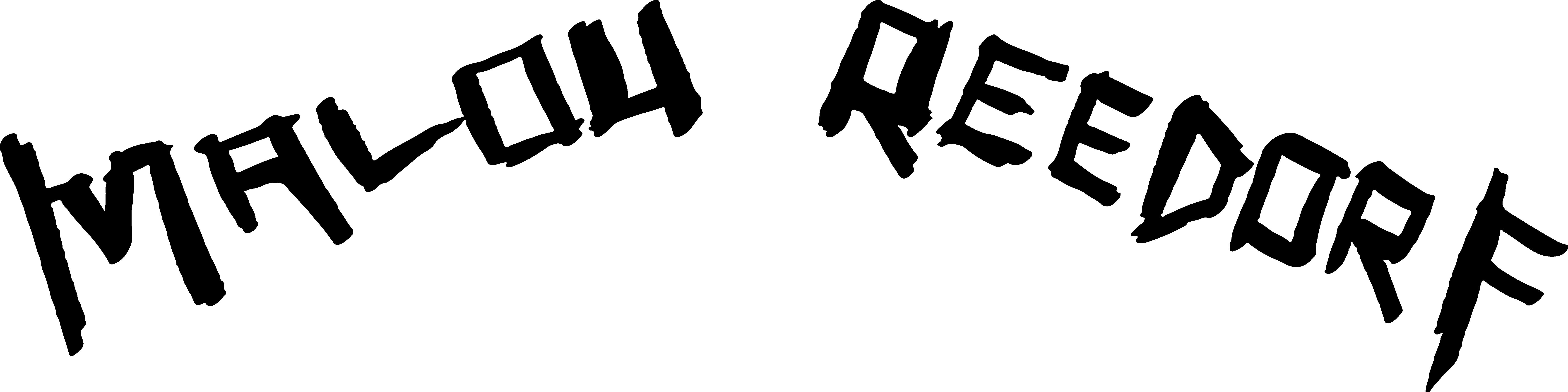 Malou Reedorf Signature