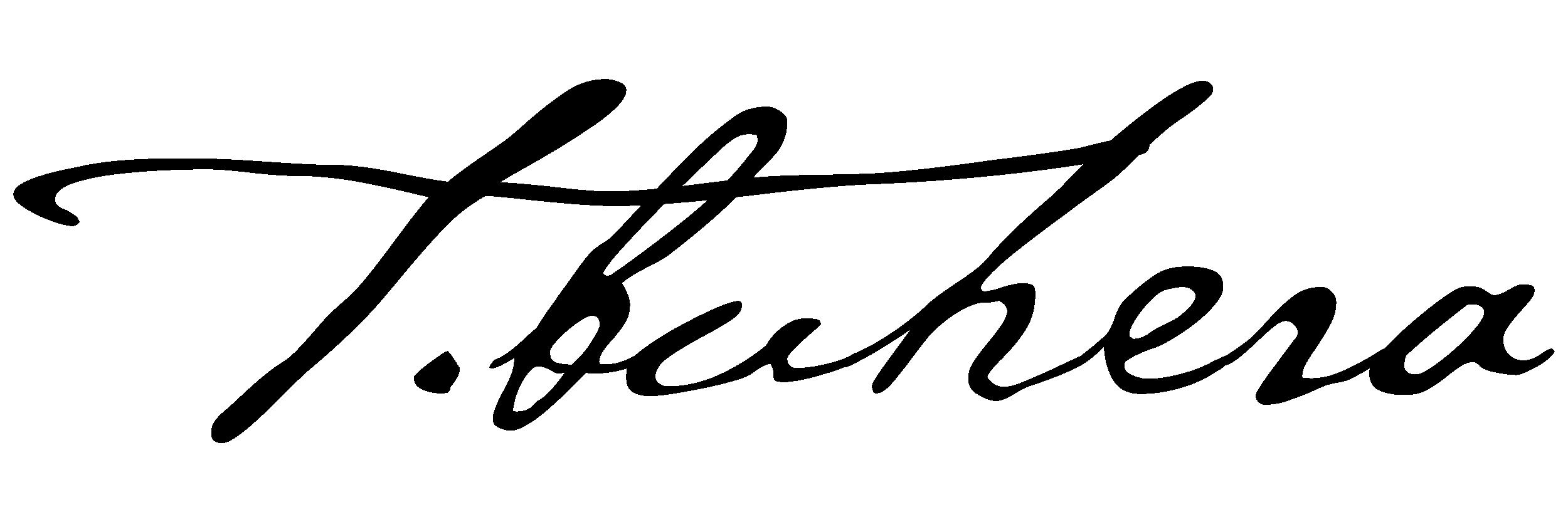 Tatenda Buhera Signature