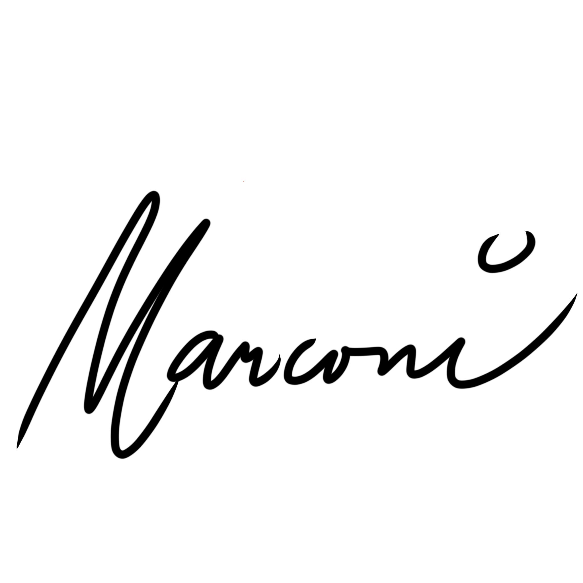 Marconi Calindas Signature