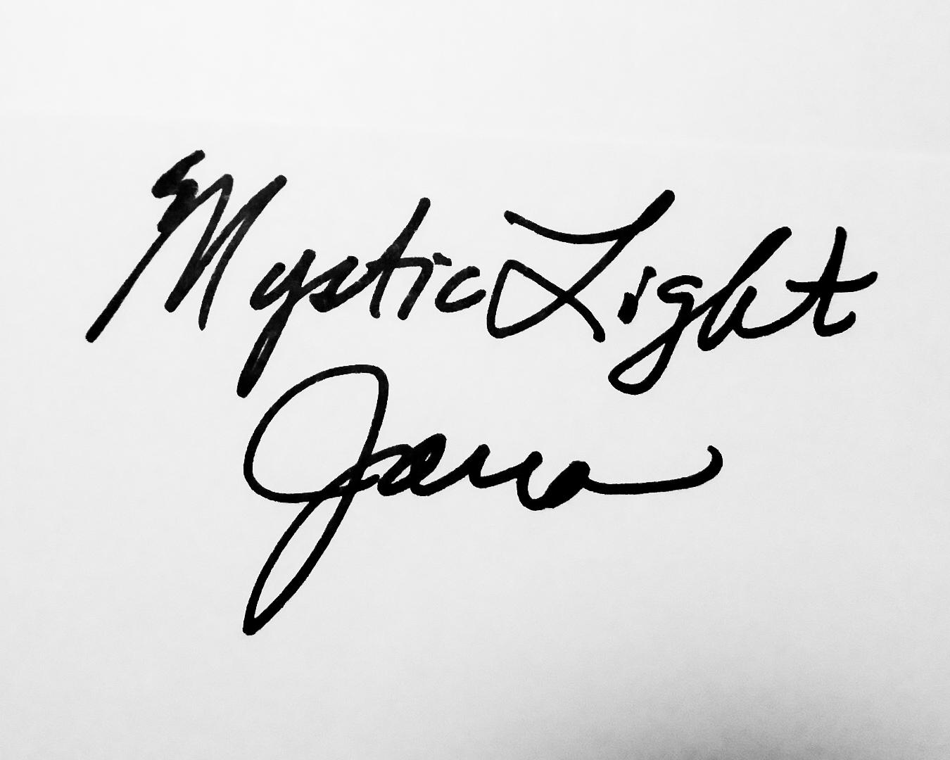 Jana Socha Signature