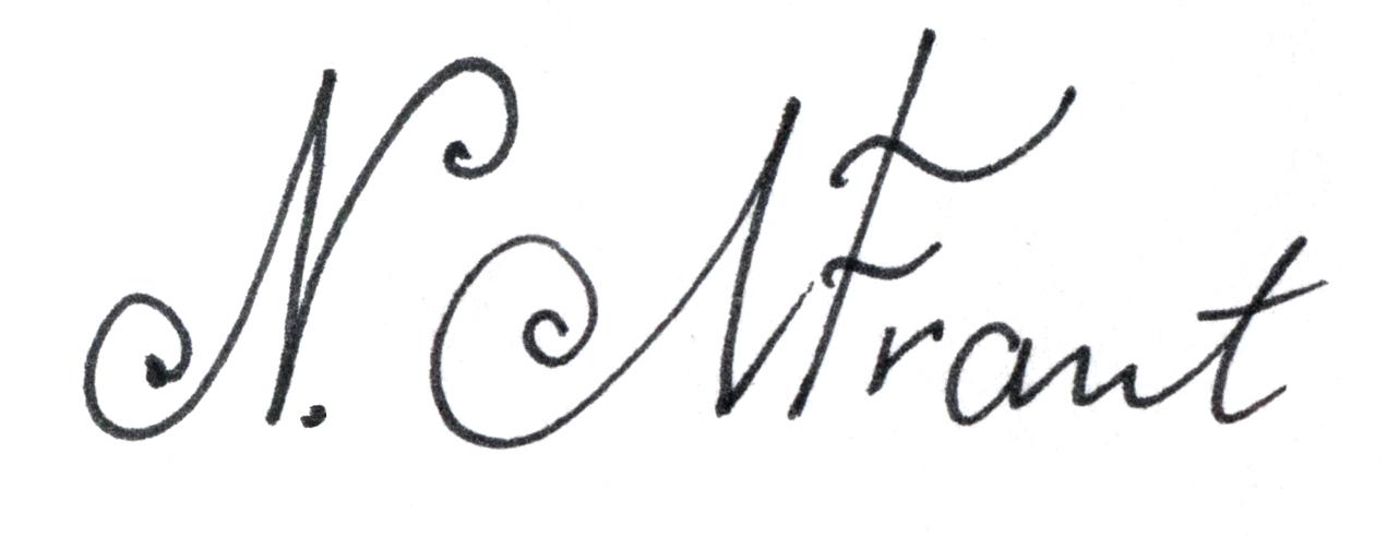 Nadia Mytnik-Frantova Signature