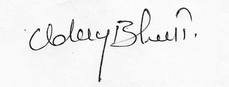 UDAY BHATT Signature