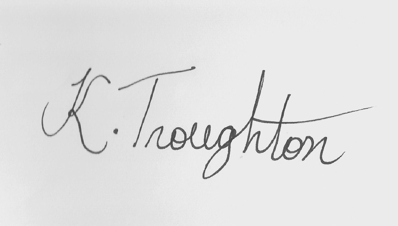 Kosana Troughton Signature
