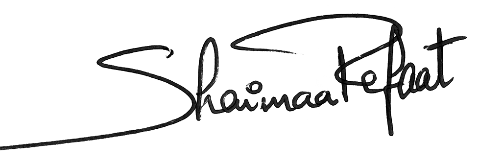 Shaimaa Refaat Signature