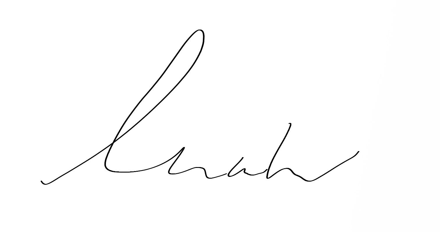 Keanne van de Kreeke Signature