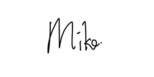 Mike Herabot Signature