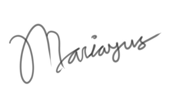 Maria Yus Signature