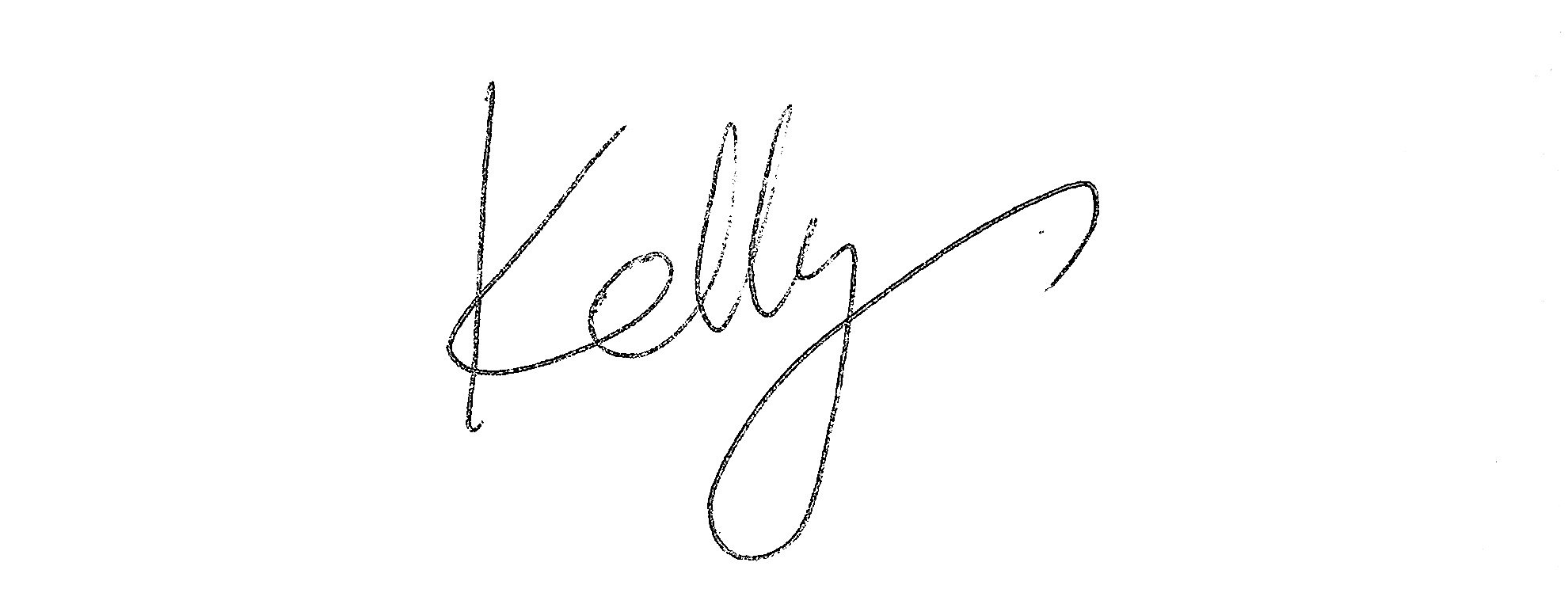 Lauren Kelly Signature