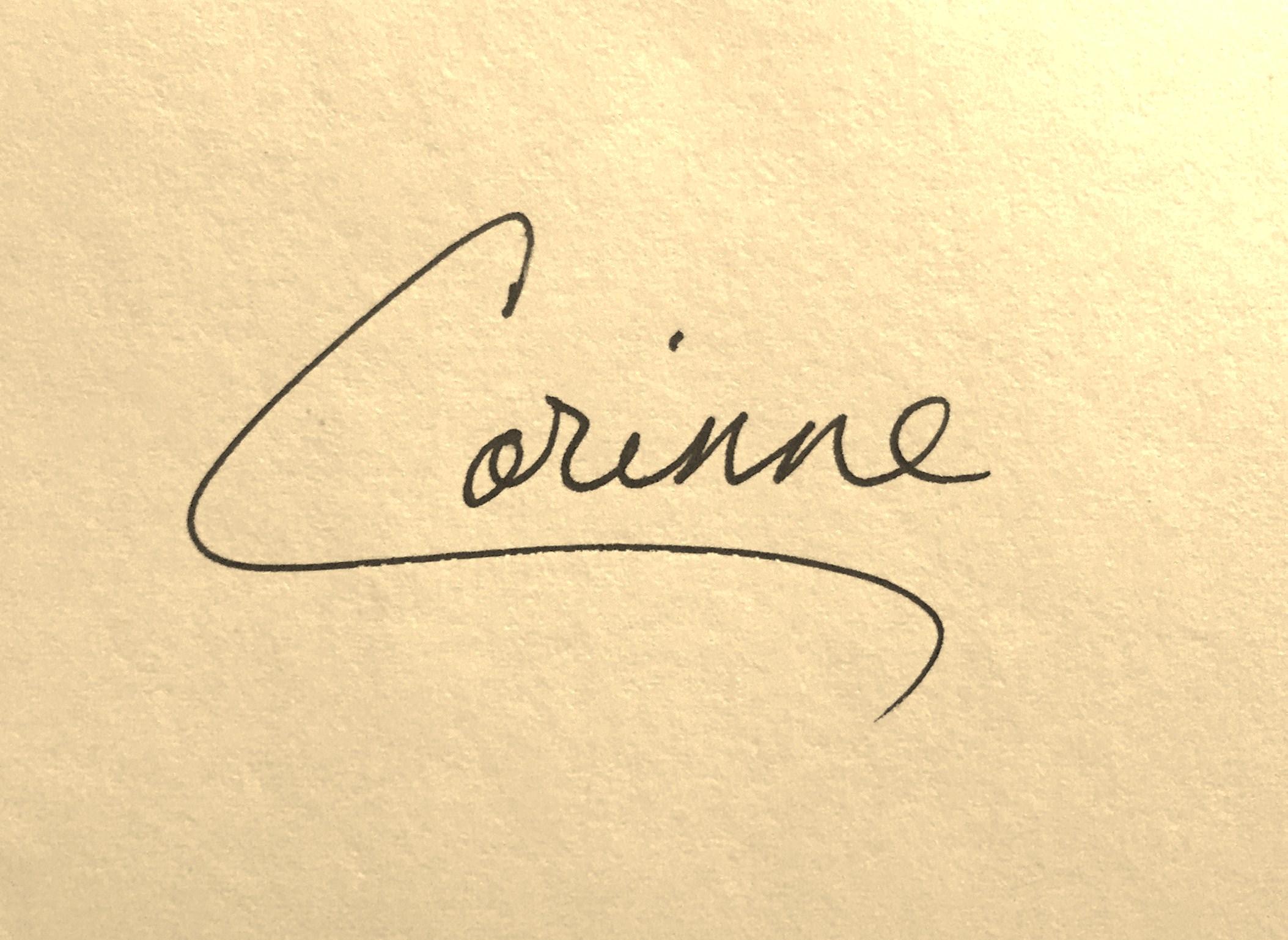 Corinne Danzl Signature