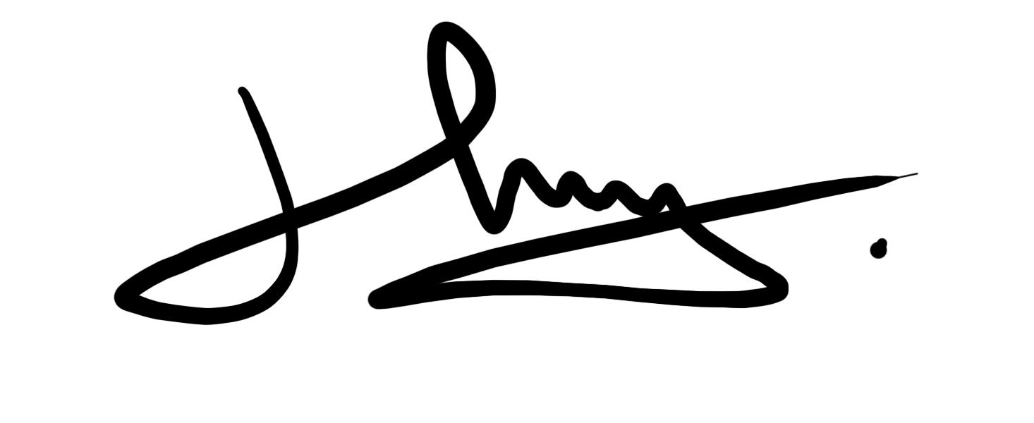 Hastaning Bagus Penggalih Signature