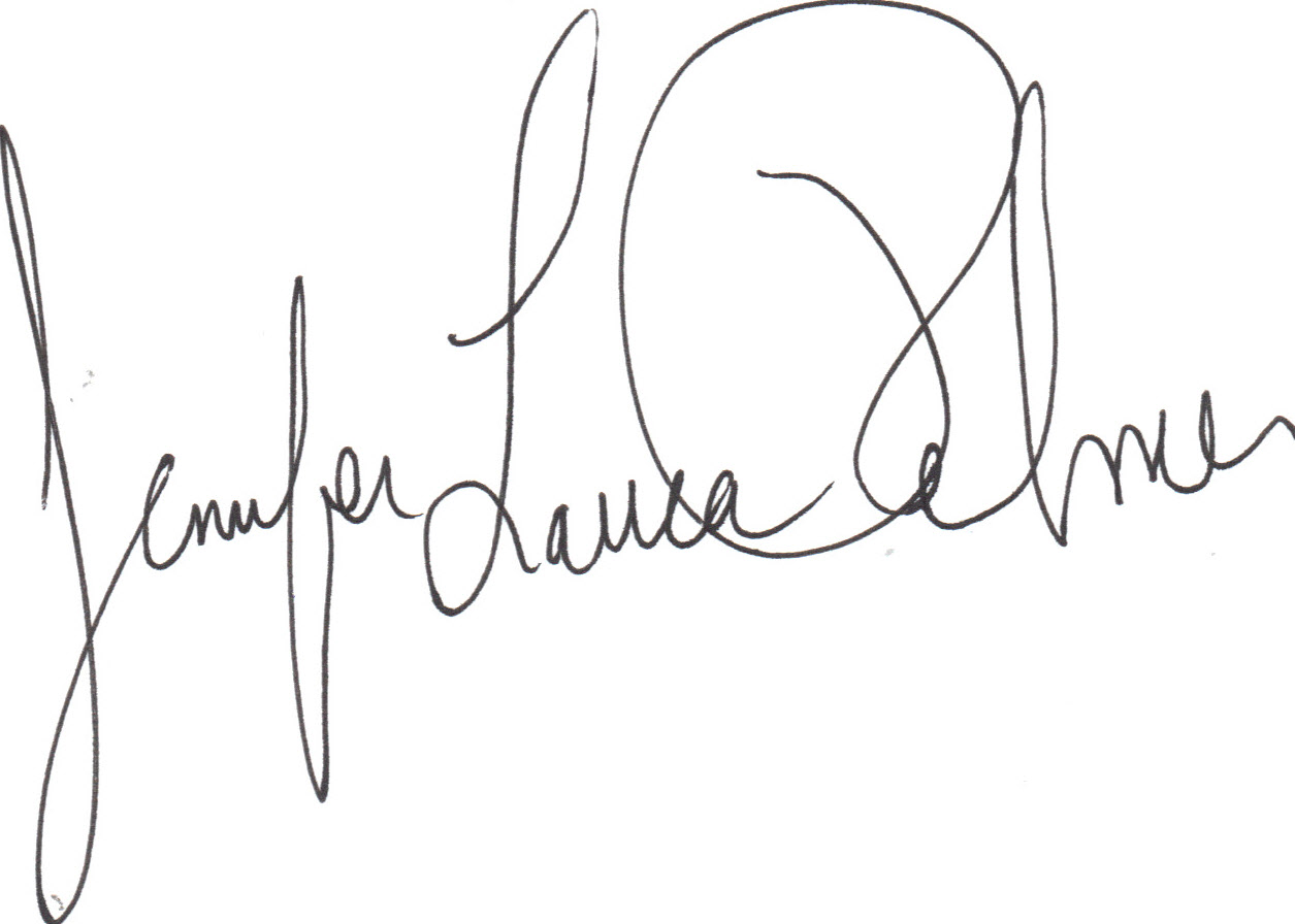 Jennifer Palmer Signature