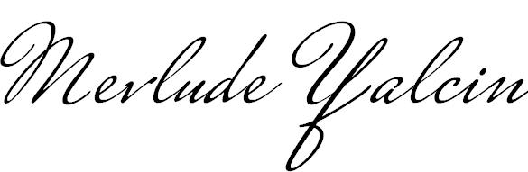 Mevlude Yalcin Signature