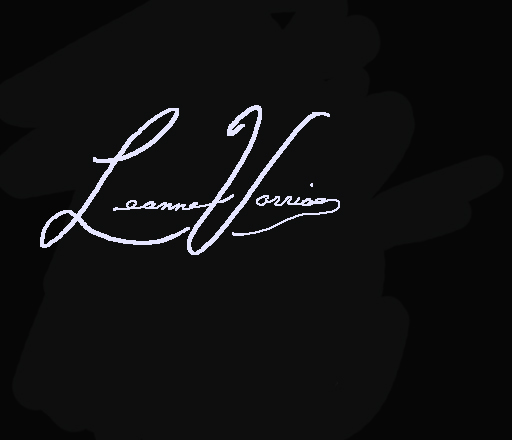 Leanne Vorrias Signature