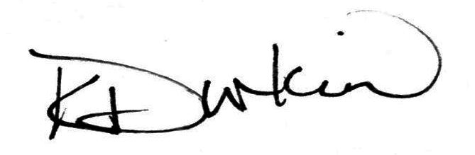 Katherine Durkin Signature