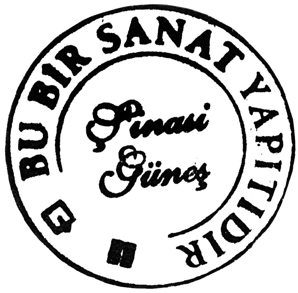 SINASI Gunes Signature