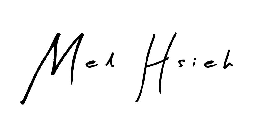 Mel  Hsieh Signature