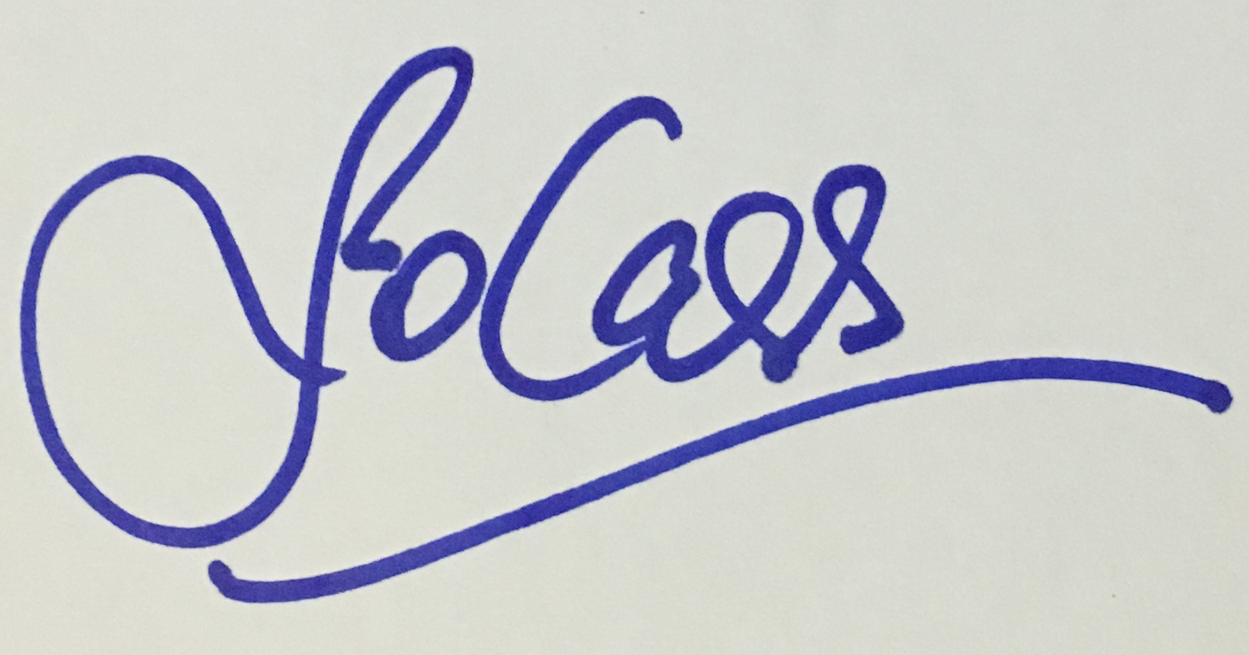Jo Cass Signature