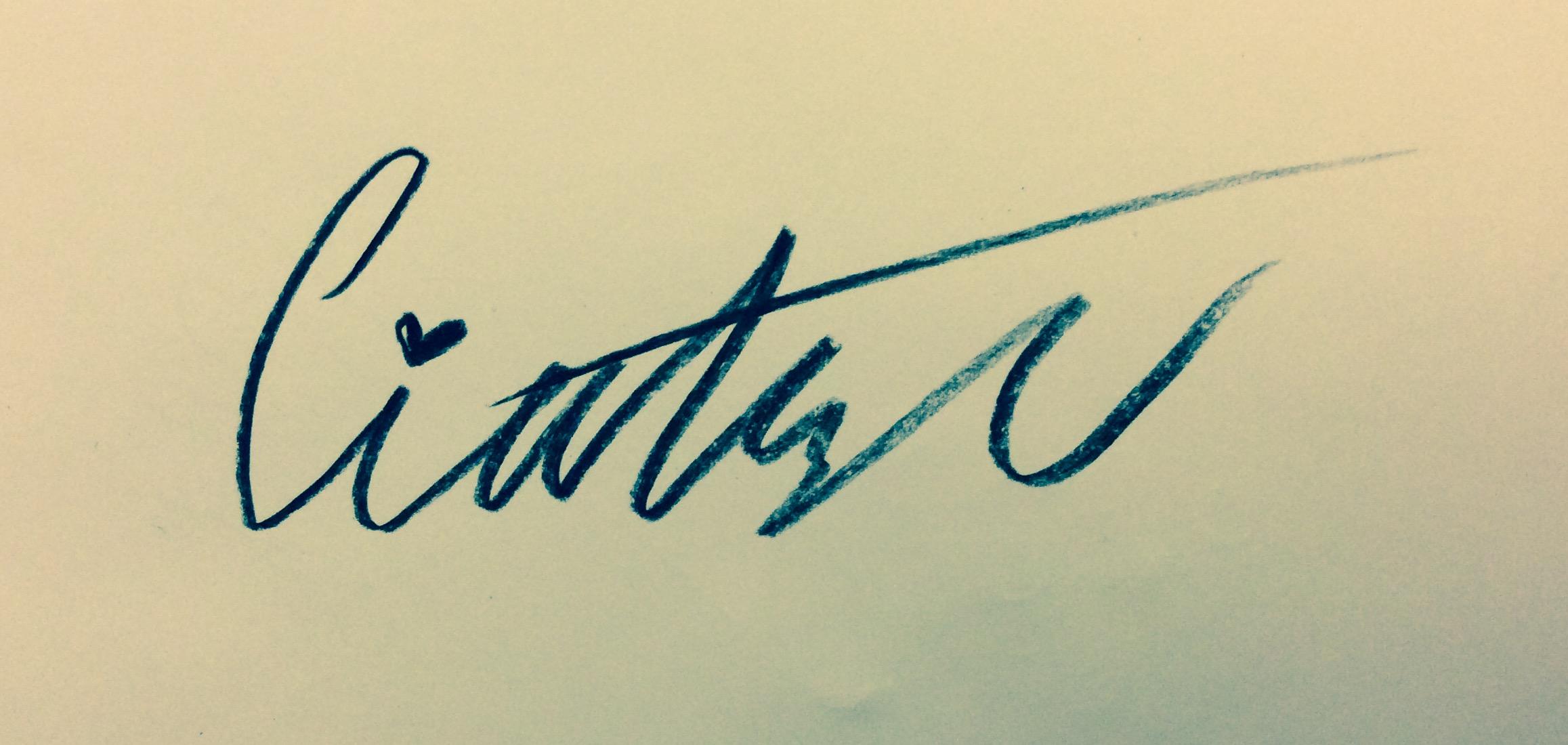 Giabella Taylor Signature