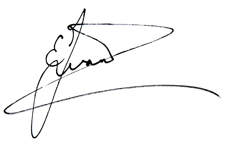 Eelco Maan Signature
