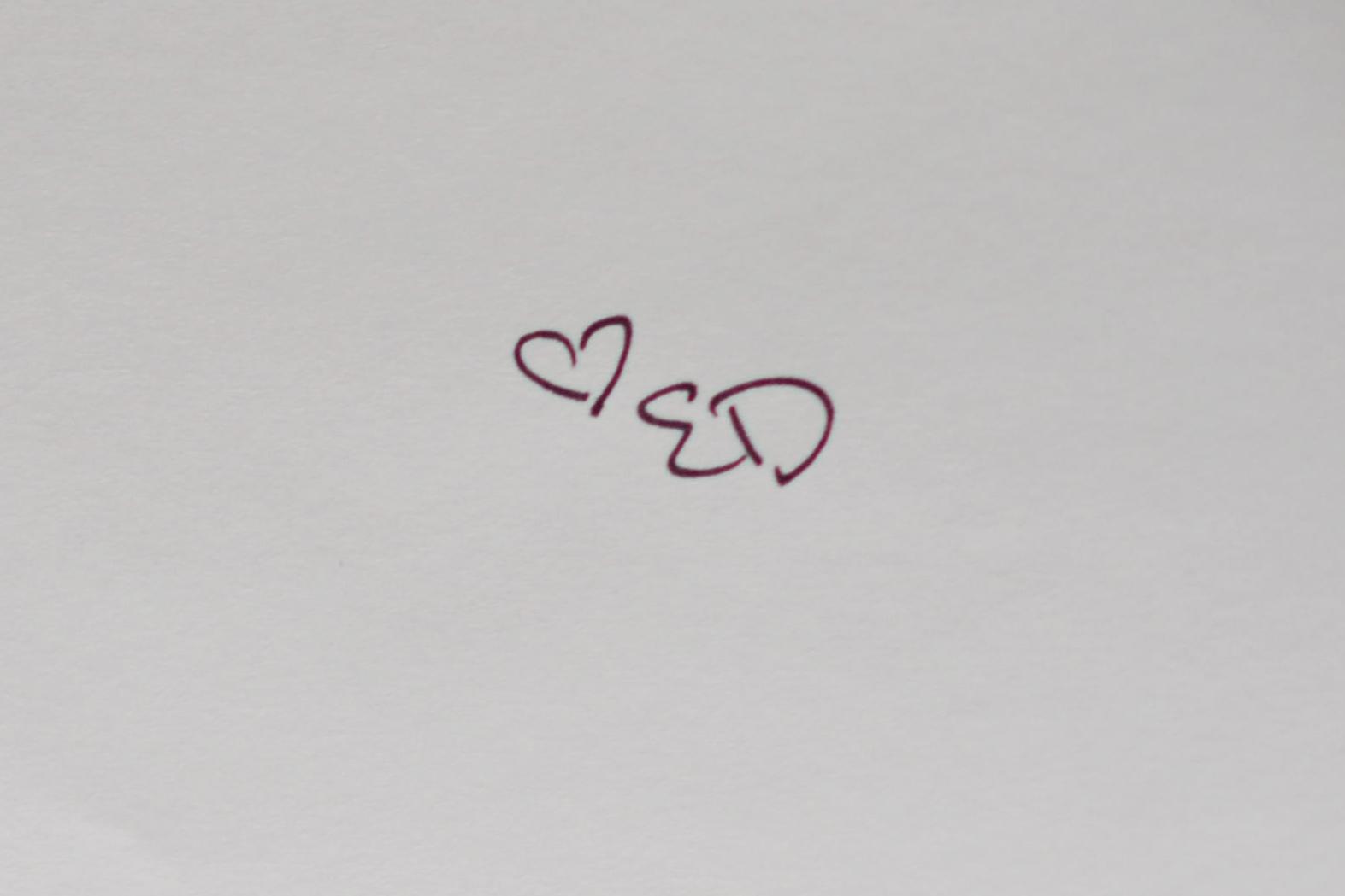 Erika Dely Signature