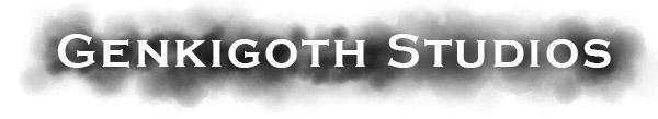GenkiGoth Studios Signature