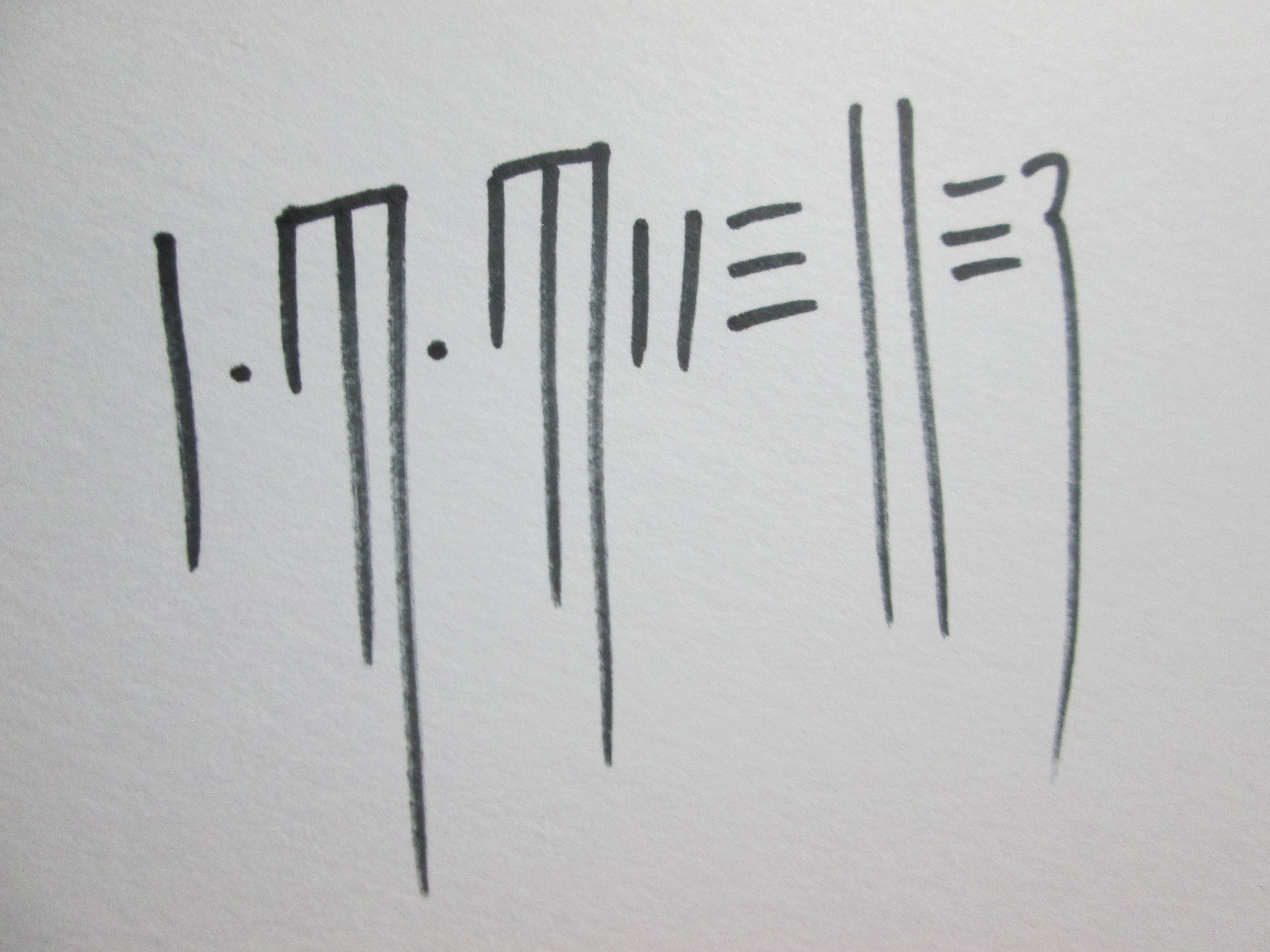 Iracema Marianne Mueller Signature